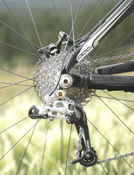 Advanced Braking Pivot is everywhere on Trek's bikes for 2009