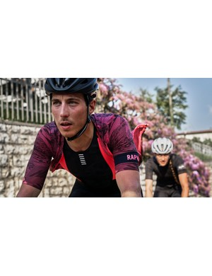 The new Rapha Graffiti collection is inspired by the street paintings seen on many big road races