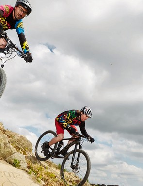 Get a taste of the 2012 Olympic XC course at Hadleigh in Essex