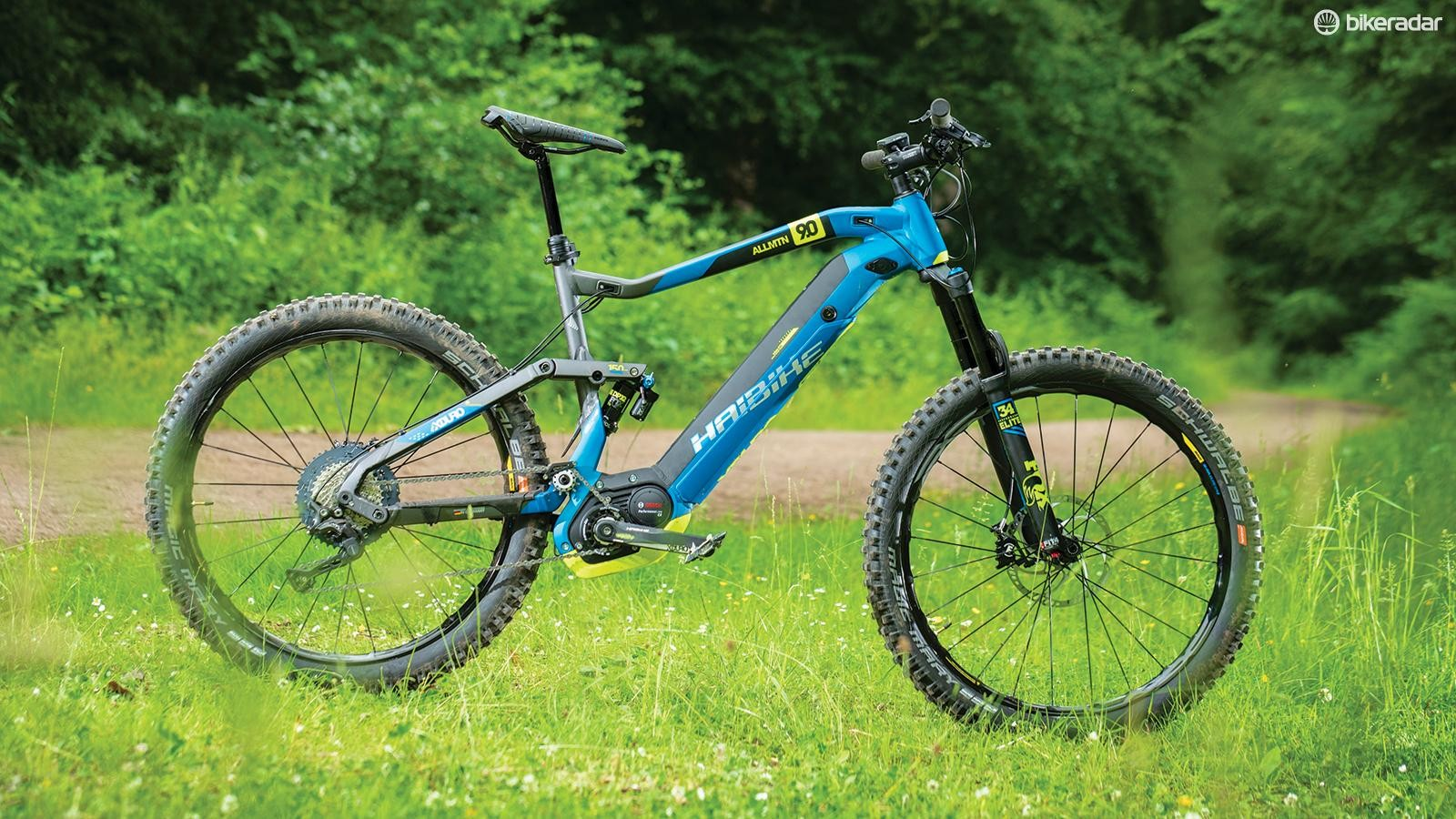 f699feae9e7 Haibike XDURO AllMtn 9.0 review - BikeRadar
