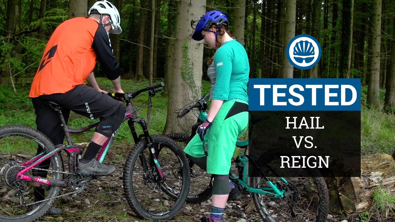 Just how different are men's and women's bikes?
