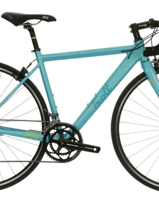 There are three road bikes in the range – this is the entry-level RD1