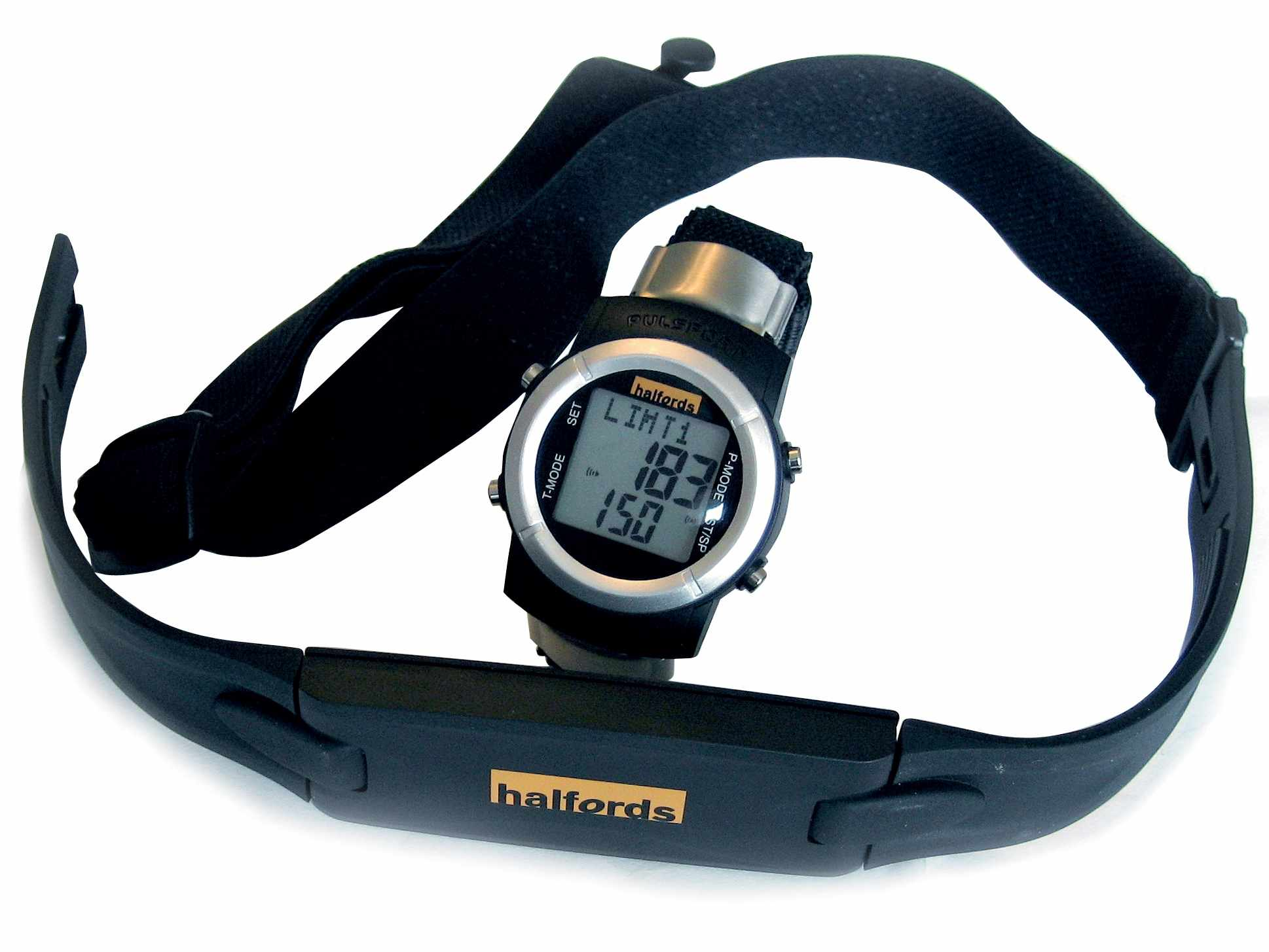 Entry level heart rate monitor, no bells or whistles but it does the job