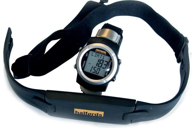 Halfords Heart Rate Monitor Bikeradar