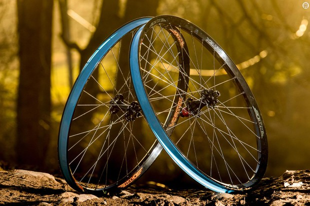 Halo's Vortex 650b wheelset
