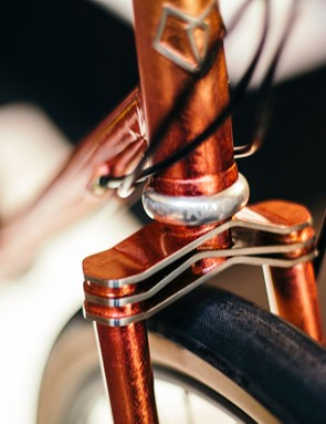 A rather nice Hartley Cycles fork