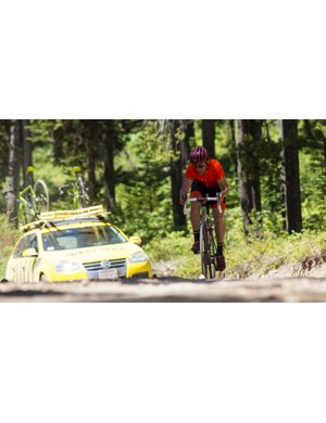 Participants will be supported on course by Mavic, and off the bike with daily massage, hot food after each stage and luggage transfer