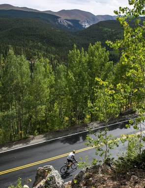 Mavic Haute Route Rockies will wind through the mountains of Colorado