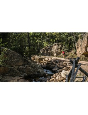 Mavic Haute Route Rockies will tackle gravel and dirt road during some stages