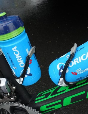 Elite's Corsa Team bottles are biodegradable in 1-5 years, according to Elite