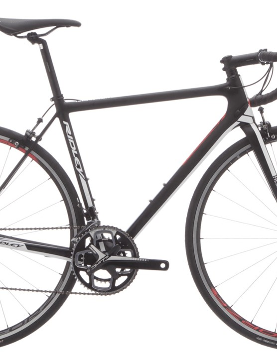 The Ridley Helium X is a more affordable version of the delightful Helium SLX