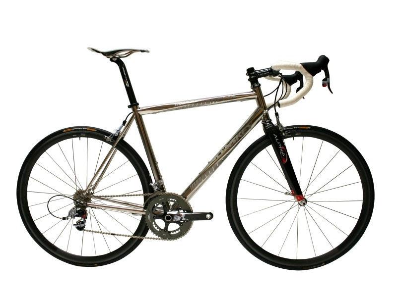 Lynskey's HELIX race bike