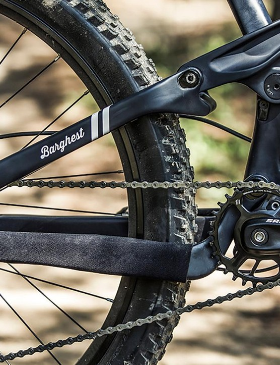 The Barghest is the first full suspension model from Heller