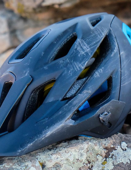"I recommend viewing a helmet purchase in much the same way as a tire or other ""disposable"" components: buy the best you can afford, knowing you'll be replacing it in the future"