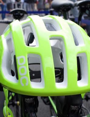 Not a new helmet, but a new color.