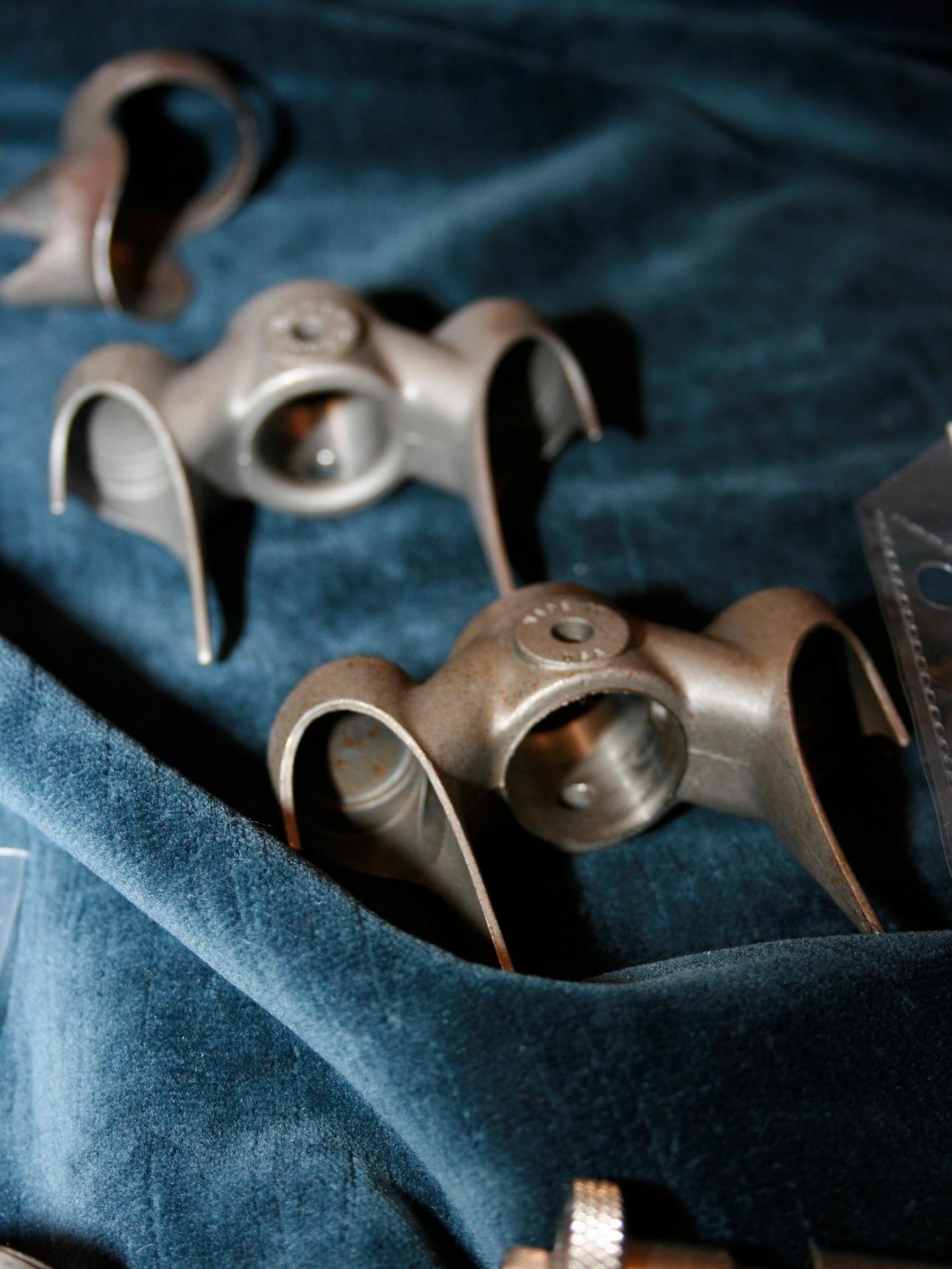 American-made Henry James fork crown.