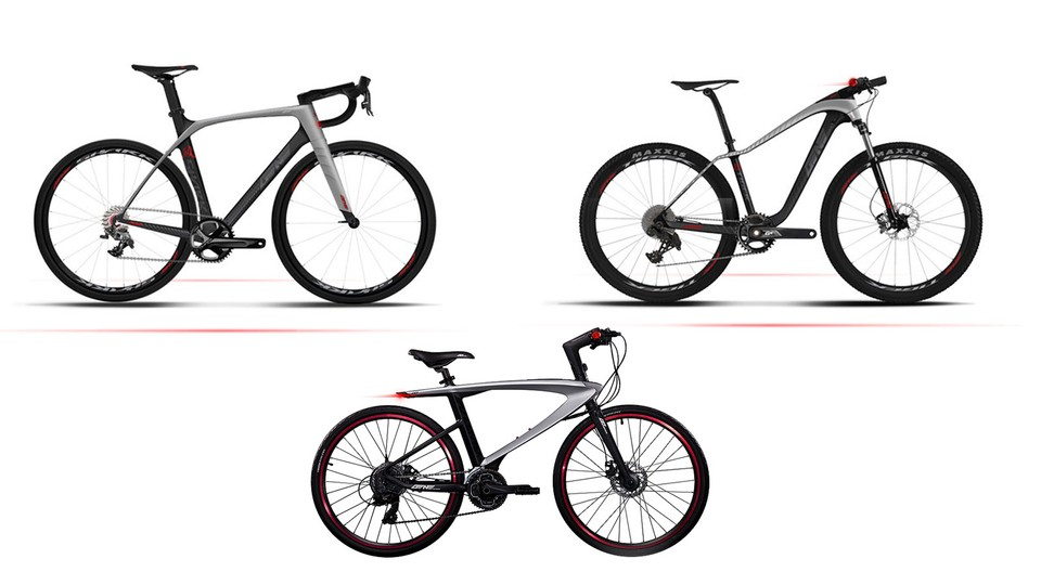 New Android-powered road and MTBs from LeEco coming in 2017 - BikeRadar