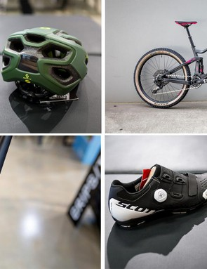 Check out the latest and greatest kit from Scott bikes