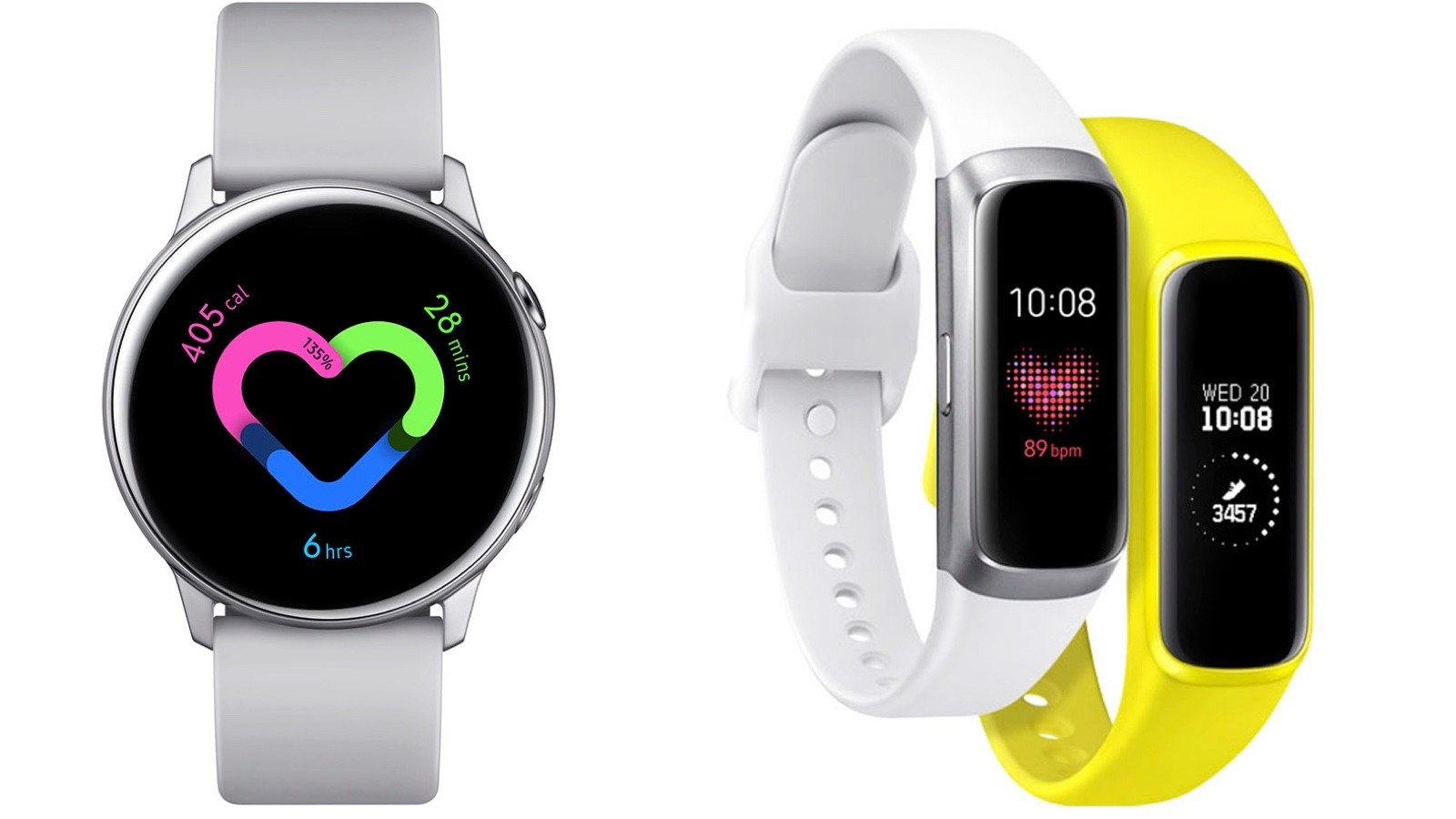 Samsung has just launched its latest round of wearables