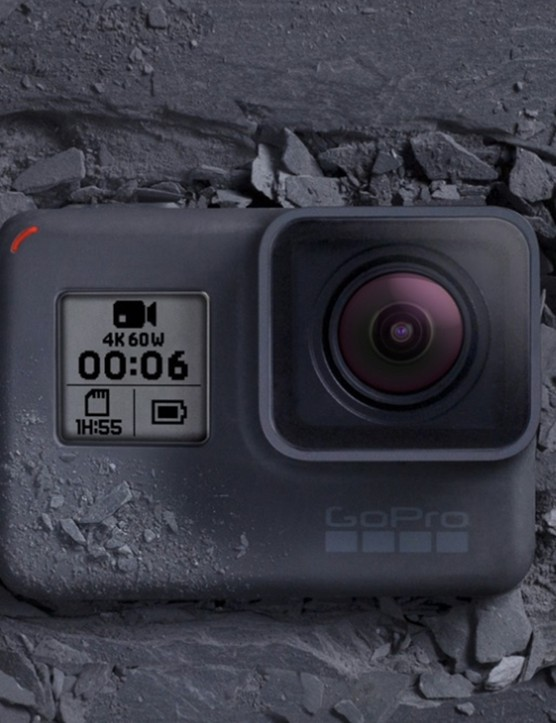The new GoPro Hero 6 Black is on sale now for $499 / £499