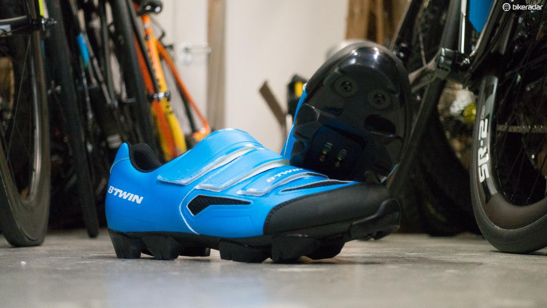 For £50 these XC shoes offer great value for money