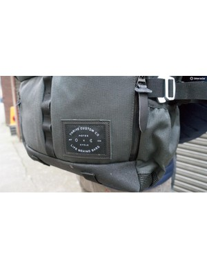 LBB's premium bag was designed in collaboration with Thrive Motorcycles