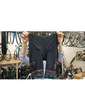 Sombrio's Smuggler bib shorts
