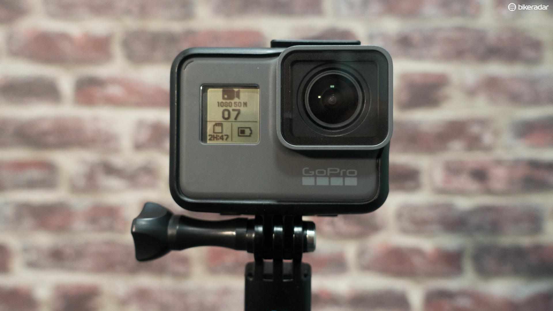 GoPro's new range-topping Hero 5 Black