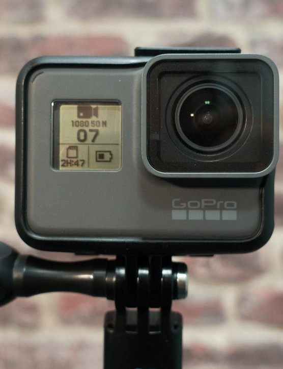GoPro's new range-topping Hero 5 Black