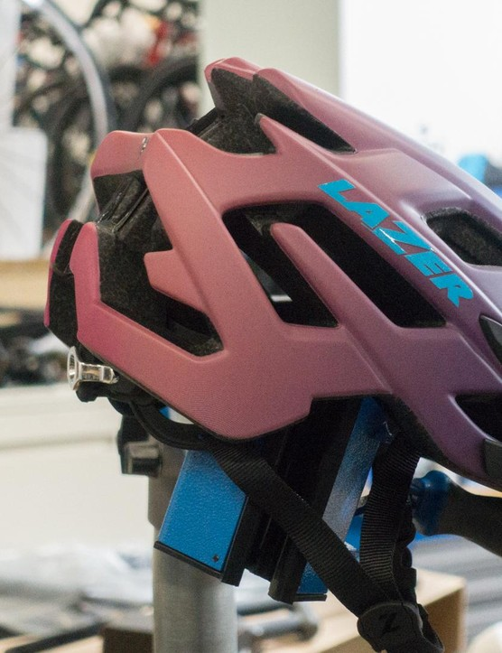 The Lara helmet comes in some awesome colours