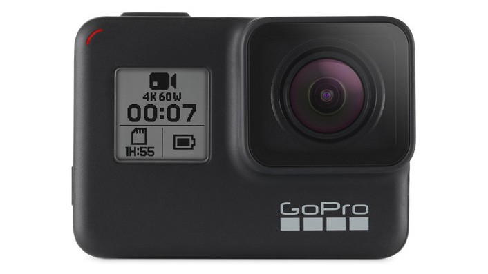 The GoPro Hero 7 Black is an all-new flagship action camera