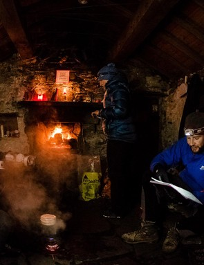 You can't book bothies in advance, so be prepared to share it with others. In return, expect conversation and high spirits