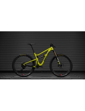 The Hightower LT has 150mm of matched suspension travel