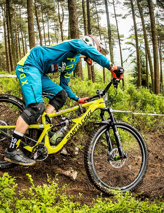 Six question answered about the new Santa Cruz  Hightower LT