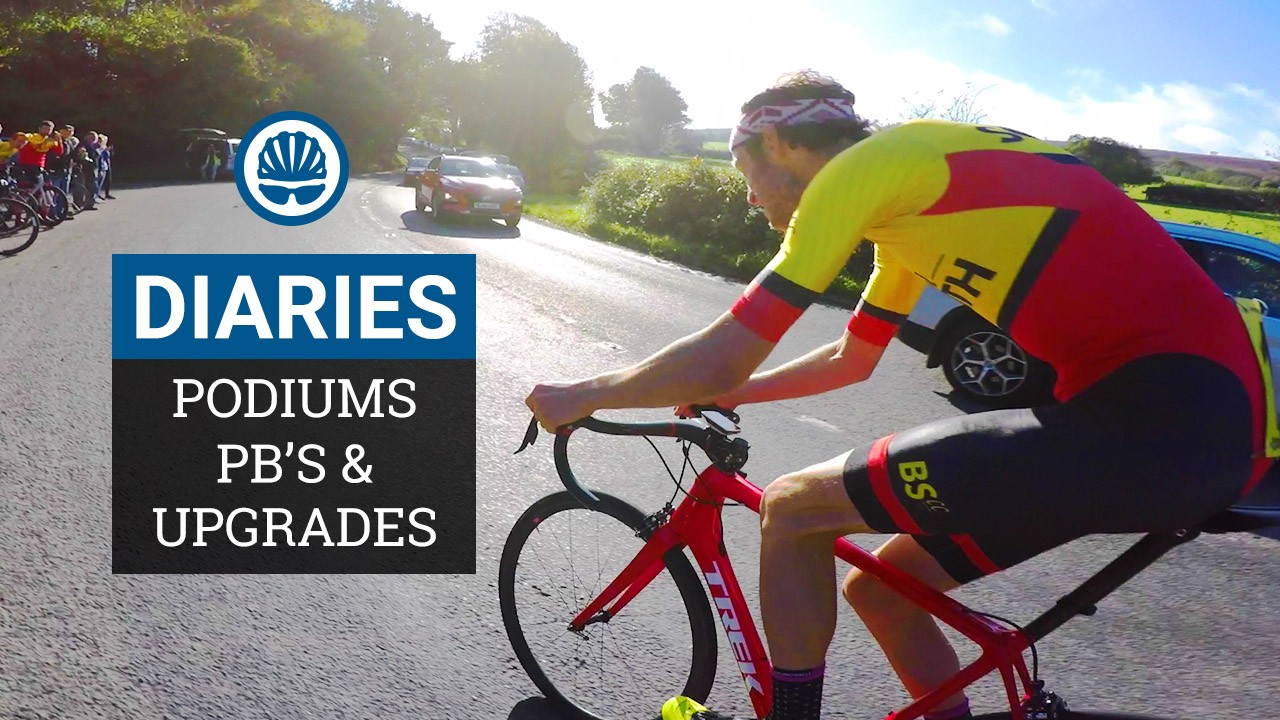 Check out part 8 of our Hill Climb Diaries on our YouTube channel