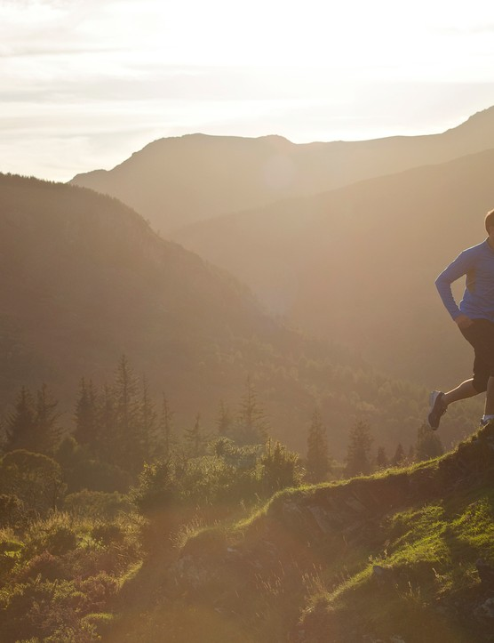 A 30-minute run can be a great workout