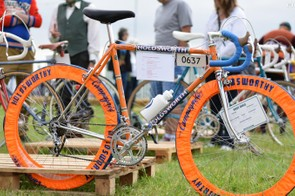 Derek Davis has owned this gorgeous Holdsworth since the early 1970s and he obviously loves it. Not surprising as it propelled him to a national title in 1974