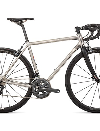 The Strada has an impressive spec on an impressive frame