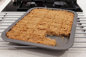 Flapjacks are easy and cheap to make at home