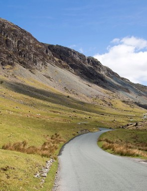 Honister Pass is just one of the many highlights of the Fred Whitton Challenge