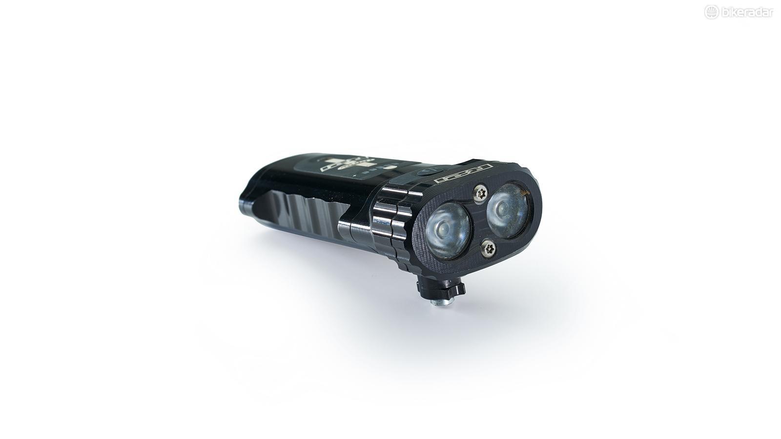 The Hope's R2i LED light is a sturdy little unit