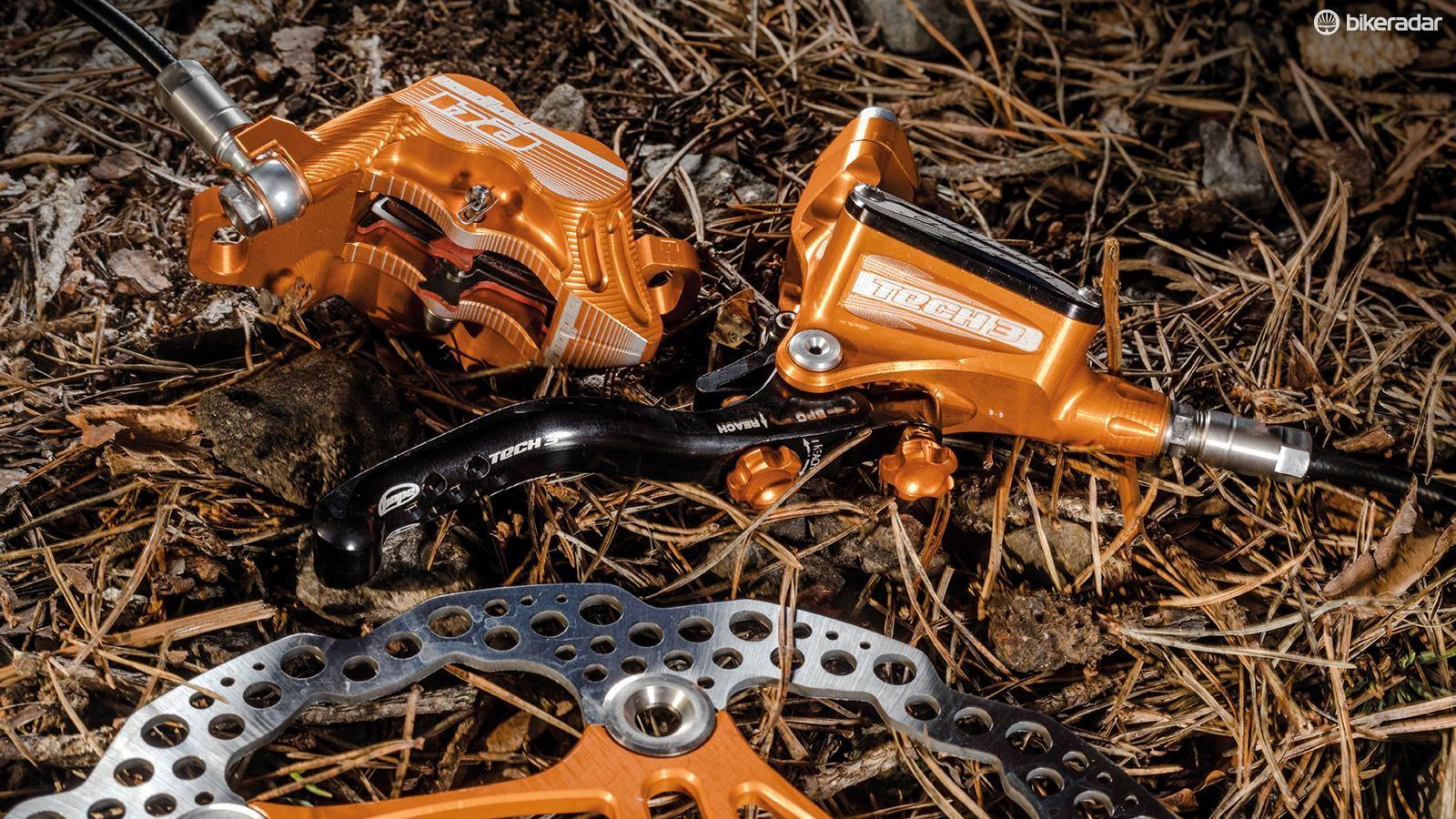 Hope's Tech 3 E4 brake