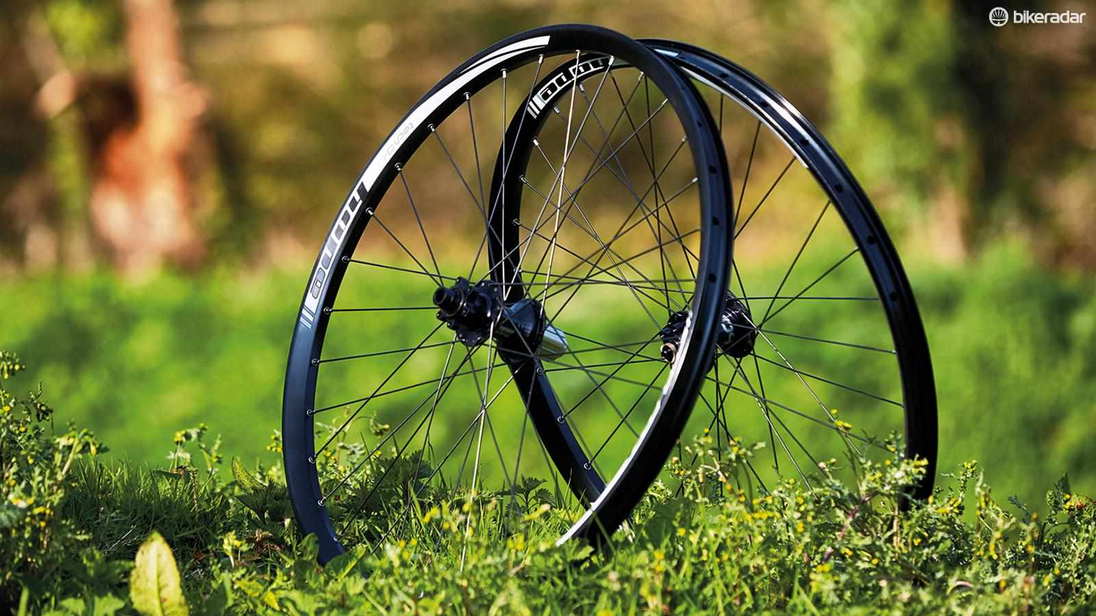 Bombproof and burly – Hope's Tech DH-Pro 4 wheels