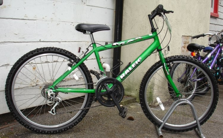 My Raleigh Max looked very similar to this one