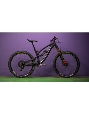 Hope's HB.160 bike is made almost entirely under one roof in the UK. There are very few brands that can make that sort of claim
