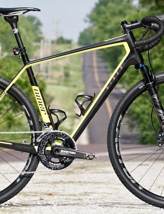 Easton EC90 shifting performance has lept in to the big boy category — crisp and effortless