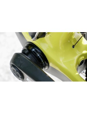 CINCH is the Easton/RaceFace 'a-la-carte' crankset system with 30mm spindles