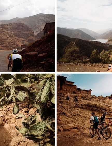 HotChillee launches gravel adventure in the Atlas Mountains