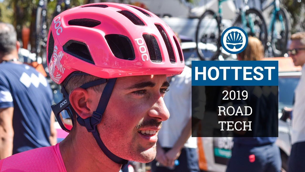 We bring you the hottest road tech from the 2019 Tour Down Under