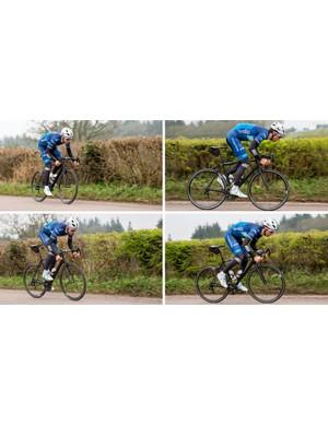 How to get aero like Mark Cavendish